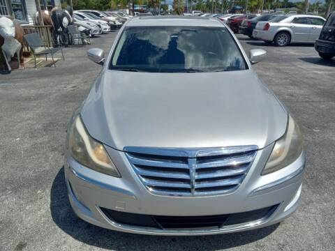 2013 Hyundai Genesis for sale at Denny's Auto Sales in Fort Myers FL