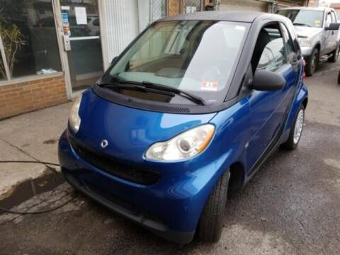 2009 Smart fortwo for sale at Cj king of car loans/JJ's Best Auto Sales in Troy MI