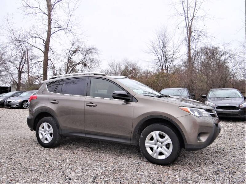 2015 Toyota RAV4 for sale at Premier Auto & Parts in Elyria OH