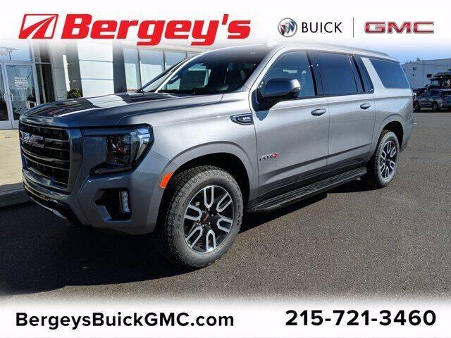 2021 GMC Yukon XL for sale in Souderton, PA