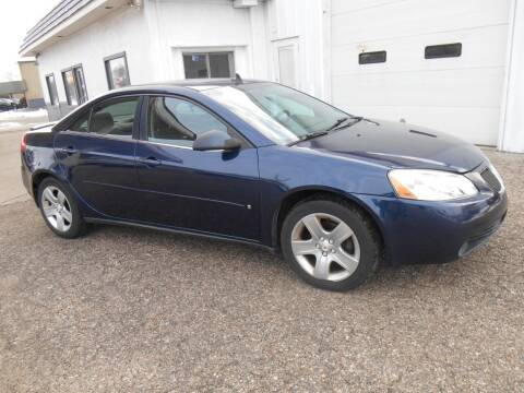 2009 Pontiac G6 for sale at Unity Motors LLC in Jenison MI