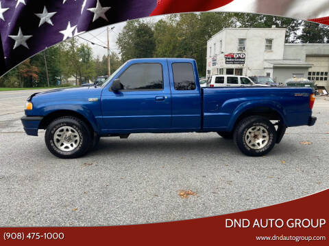 2007 Mazda B-Series Truck for sale at DND AUTO GROUP in Belvidere NJ
