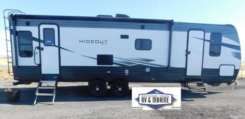 2021 KEYSTONE HIDEOUT 27RLSWE for sale at SOUTHERN IDAHO RV AND MARINE - New Trailers in Jerome ID