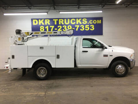 2012 RAM Ram Chassis 3500 for sale at DKR Trucks in Arlington TX