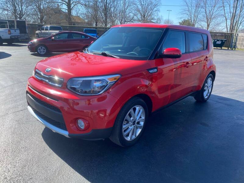 2017 Kia Soul for sale at CarSmart Auto Group in Orleans IN