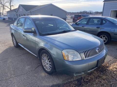 2007 Mercury Montego for sale at B & B Auto Sales in Brookings SD