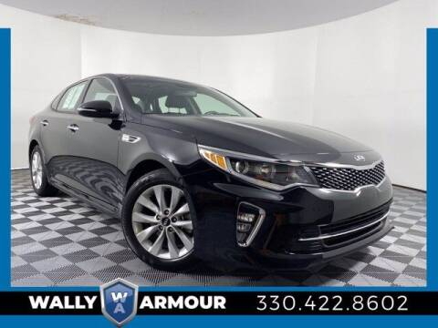 2018 Kia Optima for sale at Wally Armour Chrysler Dodge Jeep Ram in Alliance OH