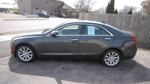 2018 Cadillac ATS for sale at Auto Shoppe in Mitchell SD