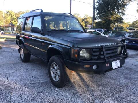 2003 Land Rover Discovery for sale at Popular Imports Auto Sales in Gainesville FL