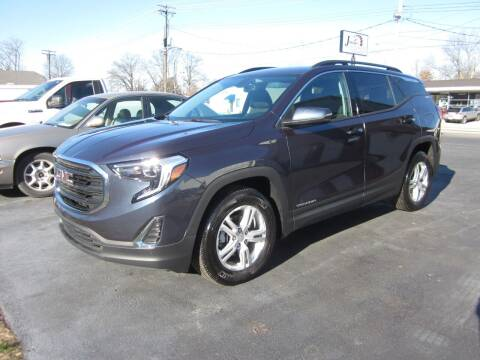 2019 GMC Terrain for sale at JANSEN'S AUTO SALES MIDWEST TOPPERS & ACCESSORIES in Effingham IL