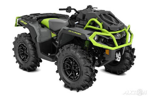 2021 Can-Am Outlander X mr for sale at ROUTE 3A MOTORS INC in North Chelmsford MA