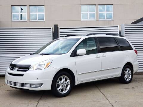 2004 Toyota Sienna for sale at FAYAD AUTOMOTIVE GROUP in Pittsburgh PA