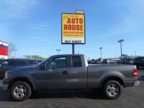 2007 Ford F-150 for sale at AUTO HOUSE WAUKESHA in Waukesha WI