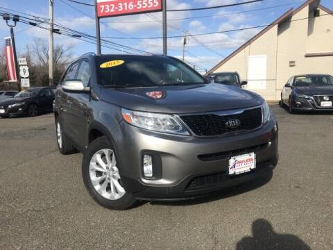 2015 Kia Sorento for sale at Payless Car Sales of Linden in Linden NJ