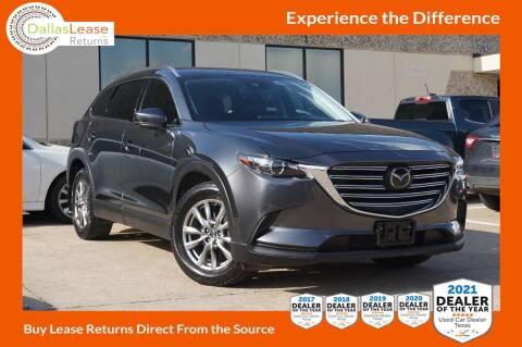 2018 Mazda CX-9 for sale at Dallas Auto Finance in Dallas TX