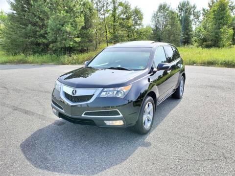 2011 Acura MDX for sale at Apex Autos Inc. in Fredericksburg VA