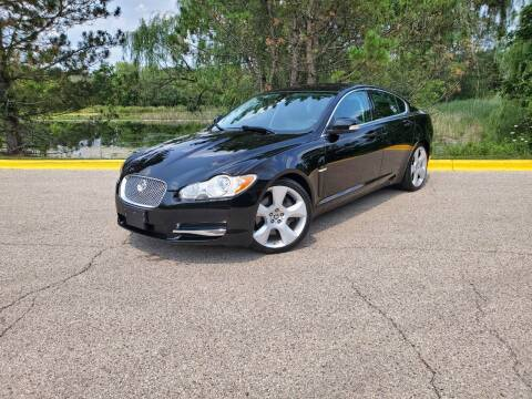 2009 Jaguar XF for sale at Excalibur Auto Sales in Palatine IL