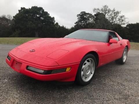 1995 Chevrolet Corvette for sale at Austinite Auto Sales in Austin TX