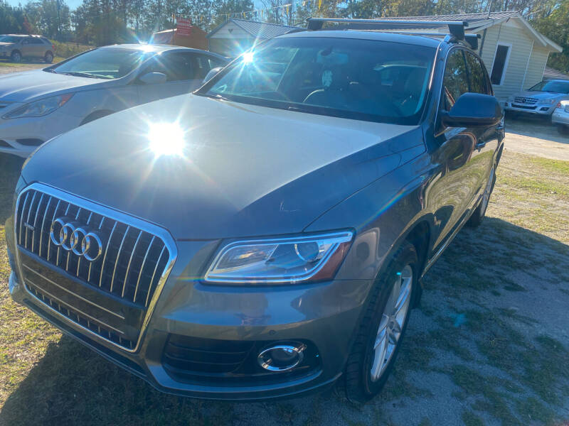 2014 Audi Q5 for sale at Southtown Auto Sales in Whiteville NC