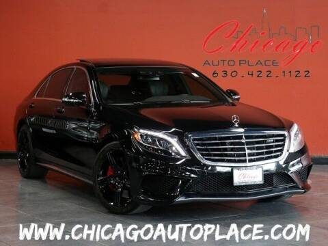 2017 Mercedes-Benz S-Class for sale at Chicago Auto Place in Bensenville IL