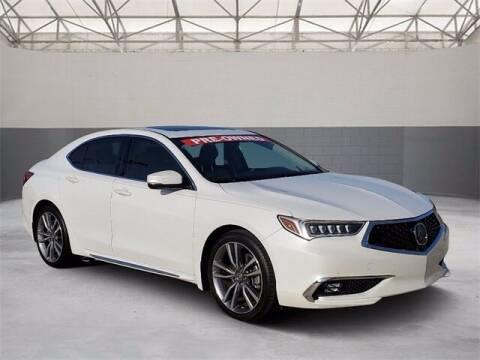 2019 Acura TLX for sale at Gregg Orr Pre-Owned Shreveport in Shreveport LA
