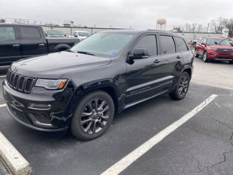 2018 Jeep Grand Cherokee for sale at BILLY HOWELL FORD LINCOLN in Cumming GA