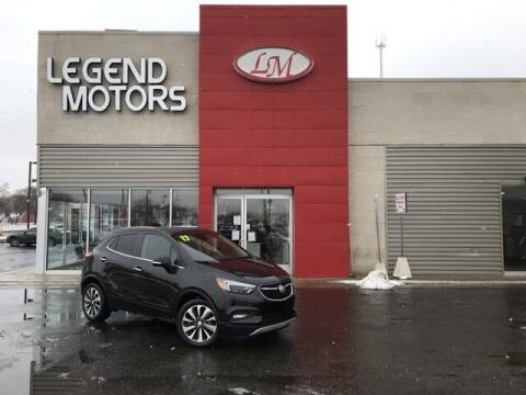 2017 Buick Encore for sale at Legend Motors of Waterford - Legend Motors of Ferndale in Ferndale MI