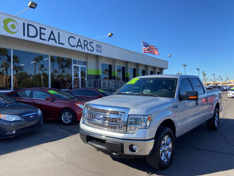 2014 Ford F-150 for sale at Ideal Cars East Mesa in Mesa AZ