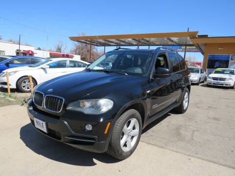 2009 BMW X5 for sale at Nile Auto Sales in Denver CO