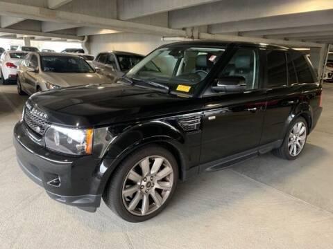 2013 Land Rover Range Rover Sport for sale at Southern Auto Solutions-Jim Ellis Hyundai in Marietta GA