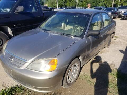 2003 Honda Civic for sale at D & D All American Auto Sales in Mt Clemens MI