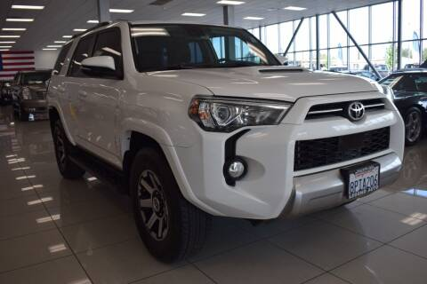2020 Toyota 4Runner for sale at Legend Auto in Sacramento CA