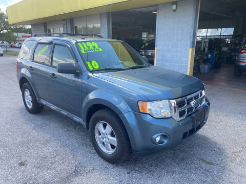 2010 Ford Escape for sale at McNamara Auto Sales - Kenneth Road Lot in York PA