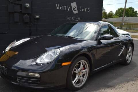 2007 Porsche Boxster for sale at ManyEcars.com in Mount Dora FL