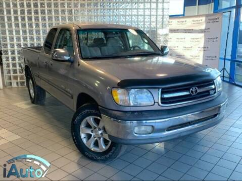2001 Toyota Tundra for sale at iAuto in Cincinnati OH