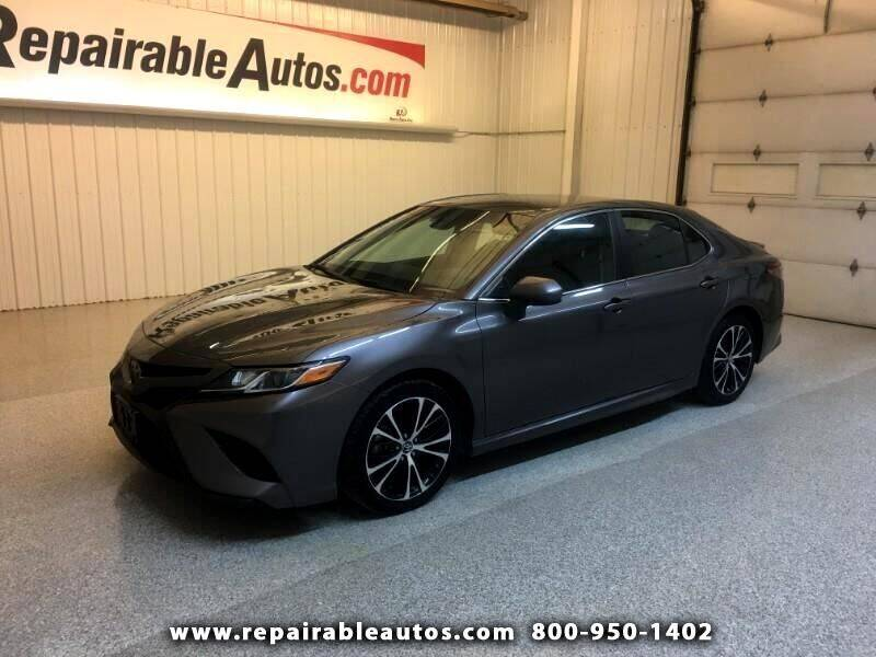 2018 Toyota Camry LE Auto - Strasburg ND