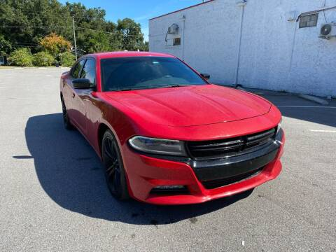 2016 Dodge Charger for sale at LUXURY AUTO MALL in Tampa FL