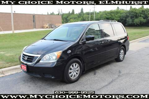 2008 Honda Odyssey for sale at Your Choice Autos - My Choice Motors in Elmhurst IL