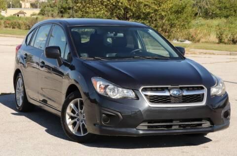 2012 Subaru Impreza for sale at Big O Auto LLC in Omaha NE