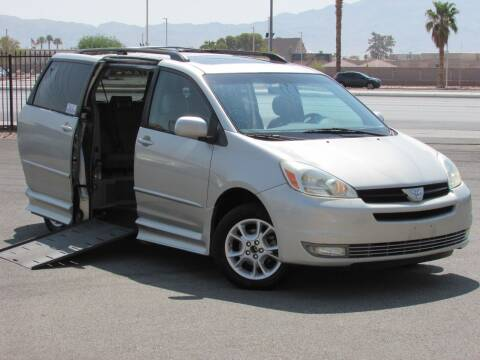 2005 Toyota Sienna for sale at Best Auto Buy in Las Vegas NV