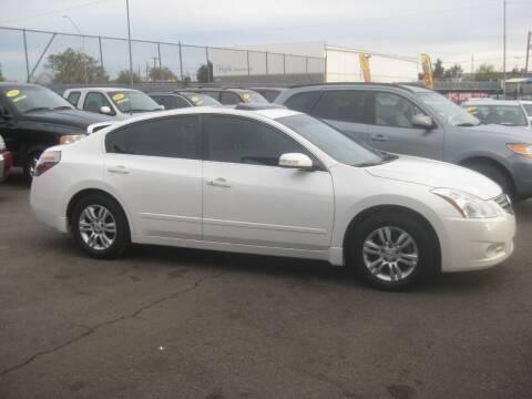 2012 Nissan Altima for sale at Town and Country Motors - 1702 East Van Buren Street in Phoenix AZ
