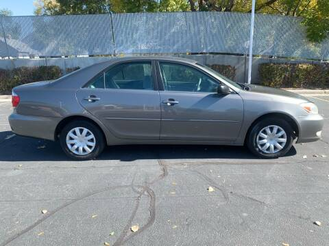 2005 Toyota Camry for sale at BITTON'S AUTO SALES in Ogden UT