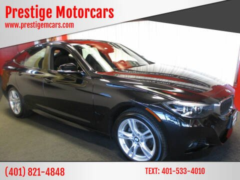 2018 BMW 3 Series for sale at Prestige Motorcars in Warwick RI