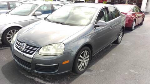 2006 Volkswagen Jetta for sale at Tony's Auto Sales in Jacksonville FL