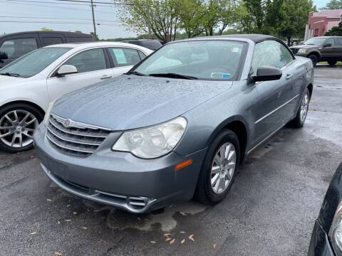 2008 Chrysler Sebring for sale at Lakeshore Auto Wholesalers in Amherst OH