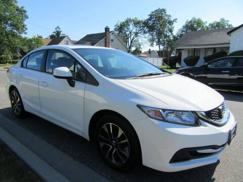 2013 Honda Civic for sale at First Choice Automobile in Uniondale NY