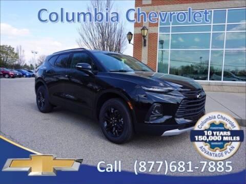 2021 Chevrolet Blazer for sale at COLUMBIA CHEVROLET in Cincinnati OH