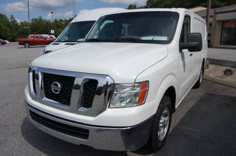 2013 Nissan NV Cargo for sale at Modern Motors - Thomasville INC in Thomasville NC