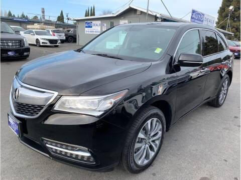 2015 Acura MDX for sale at AutoDeals in Hayward CA