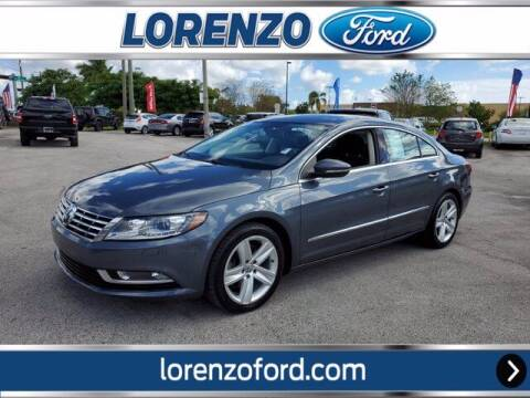 2015 Volkswagen CC for sale at Lorenzo Ford in Homestead FL